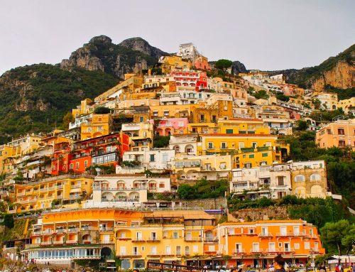 Positano, una localidad paradisíaca al sur de Italia.