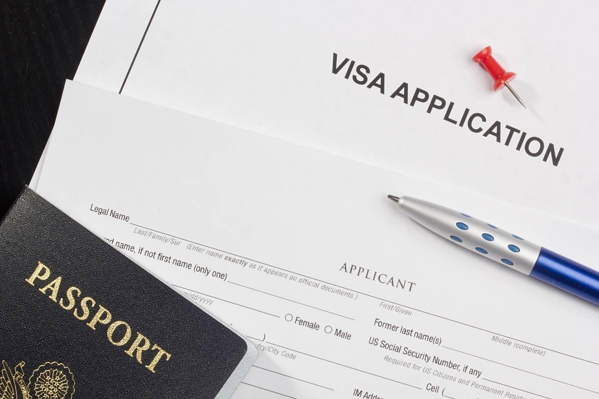 Aplicación de Visa Europea