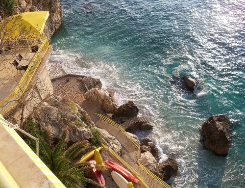 Ksamil, Albania… para playas bañadas por el sol