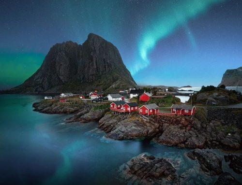 Las islas Lofoten, Noruega… por la naturaleza prístina