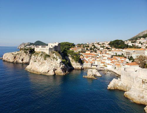 Descubre los principales escenarios de Juego de Tronos en Dubrovnik